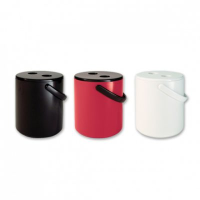 ICE BUCKET WITH LID INSULATED 70875
