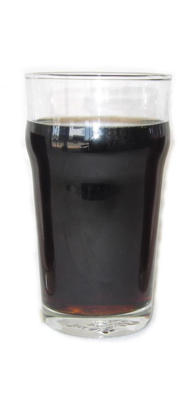 NONIC PINT 570ml  BEER GLASS