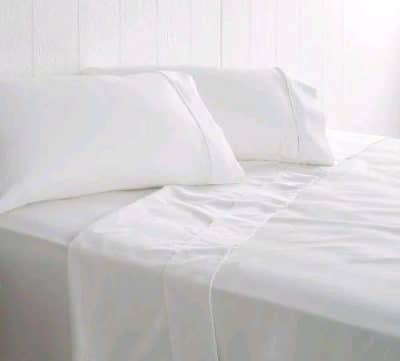 standard white pillow cases