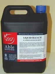 Liquid Bleach 4% 20L