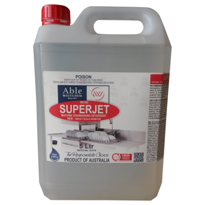 SUPERJET Dishwash deterg 5 Ltr  [HAZ-8]