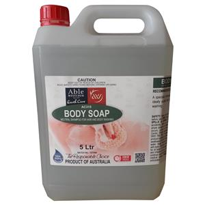 BODY SOAP (HAIR & BODY WASH) 5L AC315