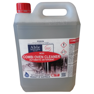 COMBI OVEN CLEANER 5L  [HAZ-8]