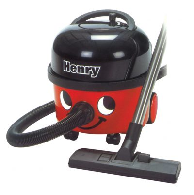 HENRY DRY VACUUM RED