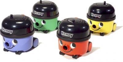 HENRY DRY VACUUM GREEN