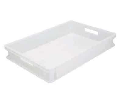 PIZZA DOUGH BOX STACKING 60x40x10cm