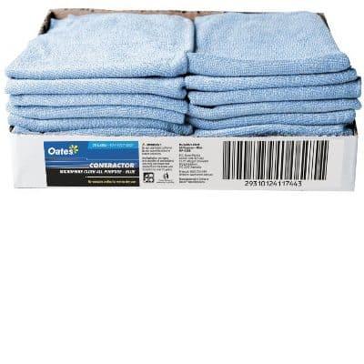 MICROFIBRE CLOTH OATES GEN PUR BLUE