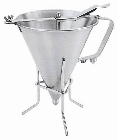 CONFECTIONERY FUNNEL LOYAL 1.5L S/S