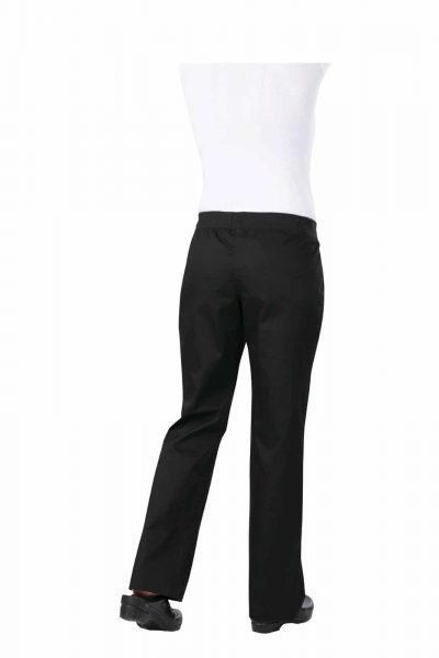 C/W WOMANS BLACK LIGHWEIGHT SLIM PANTS XL
