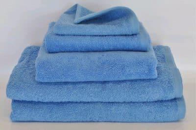 BATH TOWEL 70x140 450gsm -LIGHT BLU