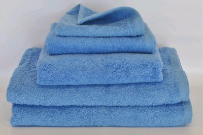 BATH MAT 50x60cm 650gsm -LIGHT BLUE