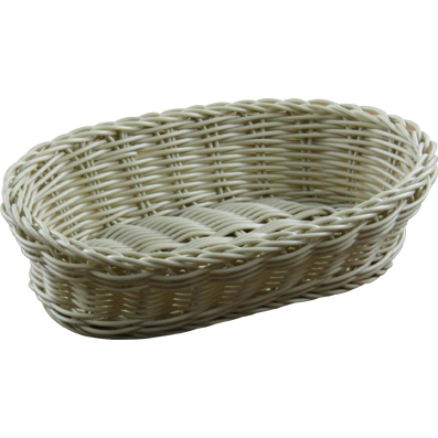 BASKET BREAD OVAL PP HD 250x175x60