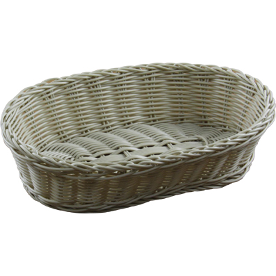 BASKET BREAD OVAL PP HD 300x225x75