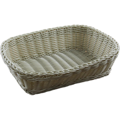 BASKET BREAD RECT PP HD 300x225x100