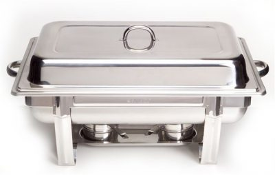 CHAFING DISH FULL STACKABLE 1/1 GN S/S