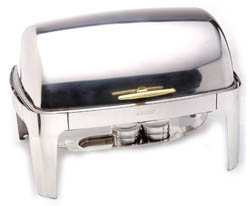 CHAFING DISH ROLL TOP FULL SIZE GN