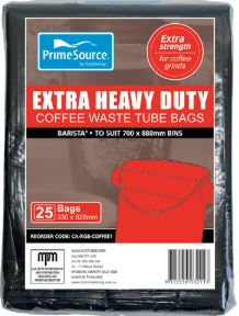 COFFEE KNOCK TUBE BIN BAGS 330x925 (25pcs per pkt)