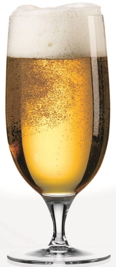PRIMEUR F&D BEER 350ml GLASS