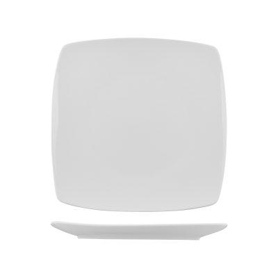 Classicware Square Coupe Plate 185×185 1151