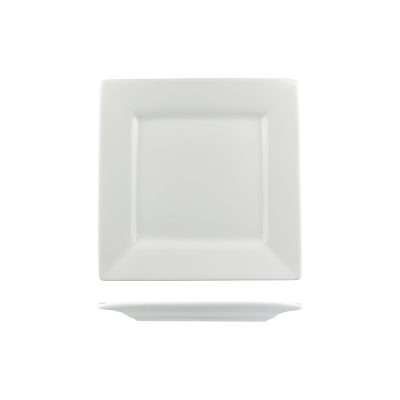 Classicware Square WideRim PLATE 185mm 401