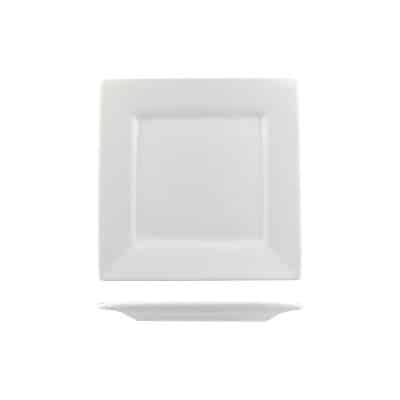 Classicware Square WideRim PLATE 210mm 402