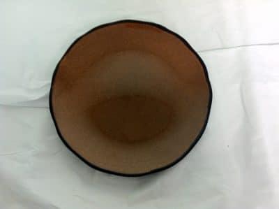 UNIQ  S/STONE SALAD PLT 267MM 6631
