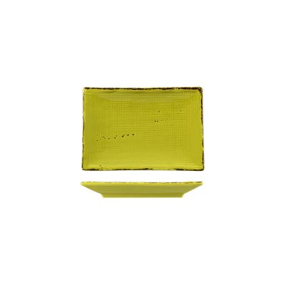 CLASSICWARE RECTANGLE PLATE 270X200MM BAMBOO