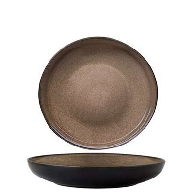 LUZERNE CHESTNUT BOWL 230X51MM