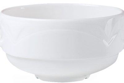 MA.BIANCO UNHANDLED SOUP CUP C412