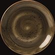 CRAFT COUPE PLATE 20.25cm BROWN