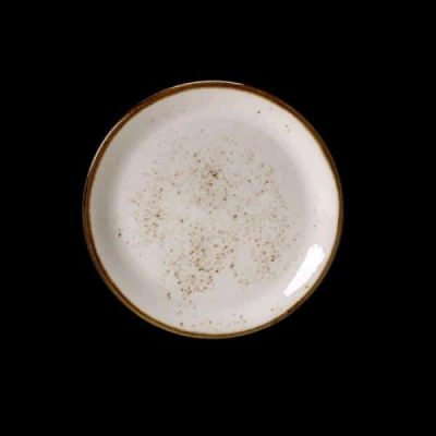 CRAFT COUPE PLATE 20.25cm WHITE