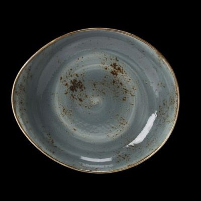 CRAFT BOWL 28.0cm BLUE
