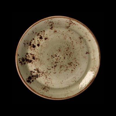 CRAFT COUPE PLATE 28.0cm GREEN