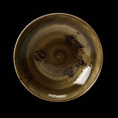 CRAFT COUPE BOWL 29.0cm BROWN