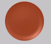 NEO FUSION-TERRA ROUND COUPE PLATE 310MM