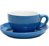INCASA BLUE BOWL CAPPUCCINO CUP ONLY(apx 190ml)