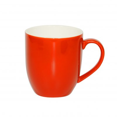 BREW-CHILLI/WHITE MUG 380ml BW0024