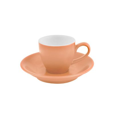 BEVANDE INTORNO ESPRESS CUP 85ML APRICOT (CUP ONLY
