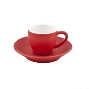 BEVANDE INTORNO ESPRESS CUP 85ML ROSSO (6/48)