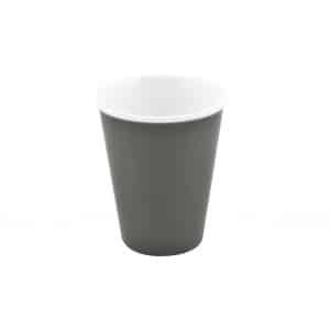 BEVANDE FORMA LATTE CUP SLATE 200ML  (6/36)