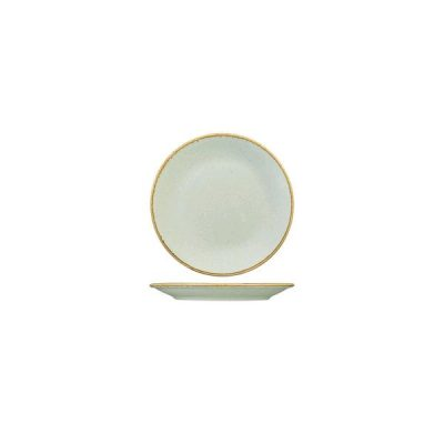 SEASONS STONE ROUND COUPE PLATE 180MM S187618ST