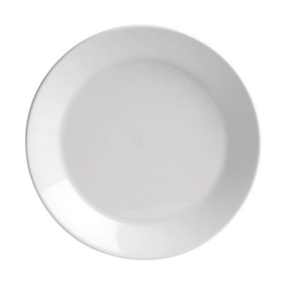 FLINDERS ROUND COUPE PLATE 197MM S0792002A