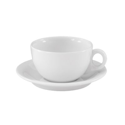 FLINDERS CAPPUCCINO CUP 218ML S1819002A CUP ONLY