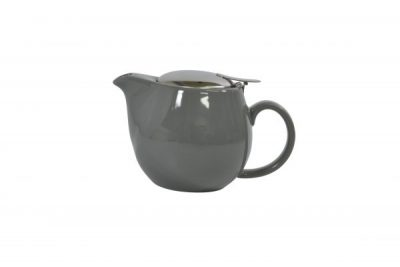 BREW FRENCH GREY INFUSION TEAPOT S/S 350ML