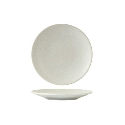 ZUMA COUPE TAPAS PLATE 180MM FROST 90061 (36/6)