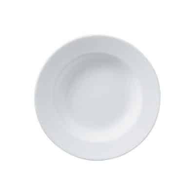 PRELUDE SOUP/PASTA PLATE WIDE RIM 230MM P0857002A