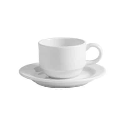 PRELUDE STACKABLE ESPRESSO CUP 90ML P1801002A