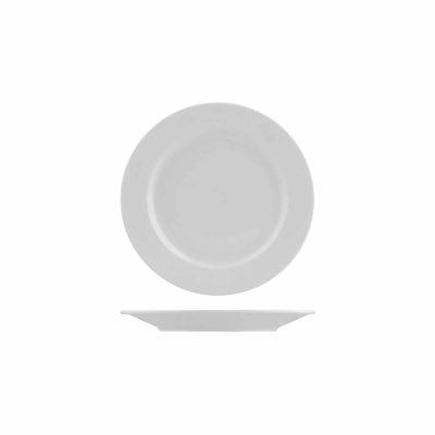 INCAFE 175mm Plate Round Wide Rim [6/72]