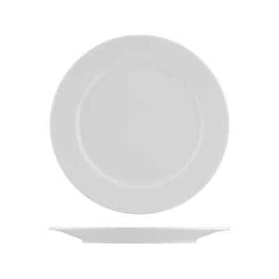 INCAFE 255mm Plate Round Wide Rim [4/24]