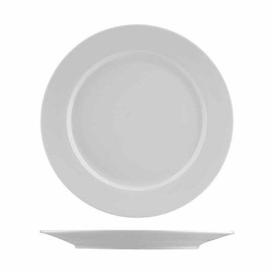 INCAFE 280mm Plate Round Wide Rim